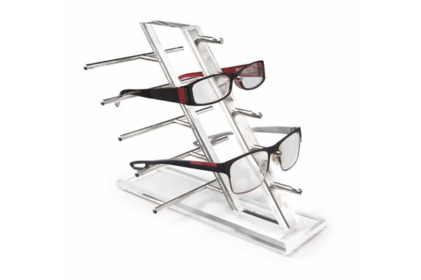 Countertop Eyeglass Display