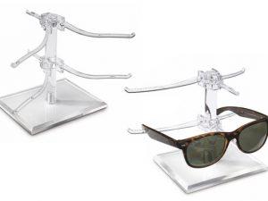 Countertop or In-Case Eyewear Display